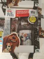 Secret life of pets gift set 99p @ HMV - Leeds