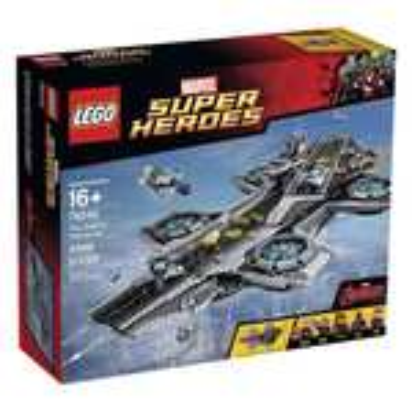LEGO Marvel Shield Helicarrier 76042 - £220 @ Jarrold