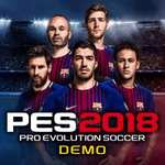 PES 2018 Demo Available Now On PS4 And Xbox One