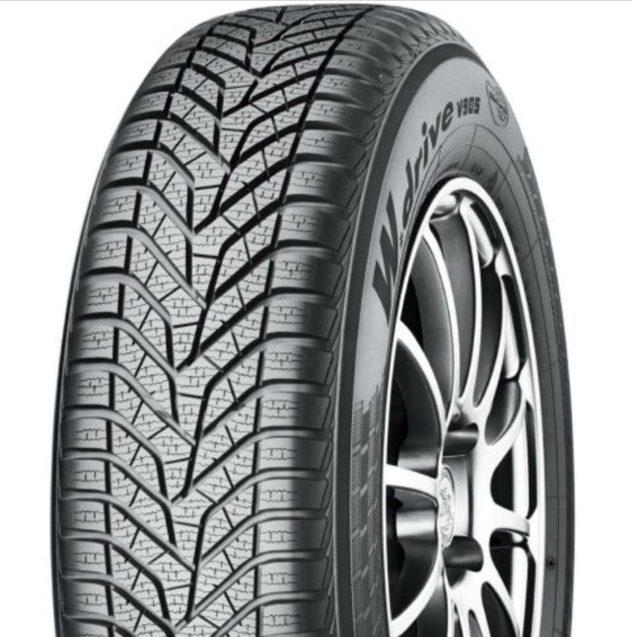 Yokohama Winter Drive V905 225/50/17 98 V XL RPB tyre - £75 @ Oponeo