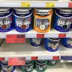 Leyland Granocryl masonry paint 5l for £6.49 B&M in store