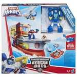 Transformers Rescue Bots - High tide Rescue Rig Playset £14.99 Tesco