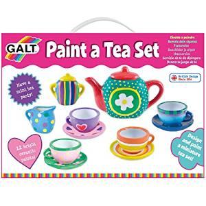 GALT Paint your own tea set £5.64 @ Sainsbury's