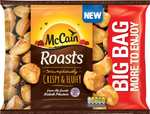 McCain Roasted Potatoes (1.4kg)was £2.50 now £2.00 @ Iceland