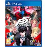 [PS4 games] Persona 5 £29.99 / Dark Rose Valkyrie £27.99 / Utawareumono: Mask of deception £19.99 / Mass Effect Andromeda £17.99 (all pre-owned) @ Grainger games