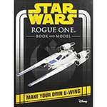 Star Wars Rogue One Book and Model - Make Your Own U-Wing (Hardback)  only £2 Free C&C @ The Works
