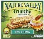 Nature Valley bars multipack @ Sainsbury's for £1.50