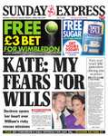 Sunday newspaper offers - see post - NOTW/ Mirror/ Sunday Mail/ Telegraph/ Star/ Express